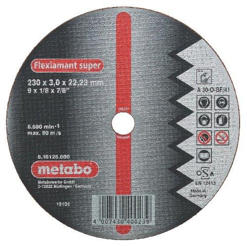 Metabo 616752000 Flexiamant super 125x2,5x22,2 Alu