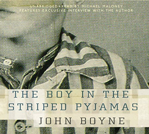 Buchseite und Rezensionen zu 'The Boy in the Striped Pyjamas' von John Boyne