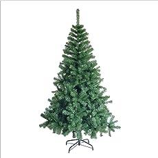 Markcur Weihnachtsbaum künstlich Tannenbaum Christbaum, Natur-Grün, Material PVC für Hotel Schaufenster Feiertag Dekoration, 30cm