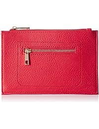 Accessorize Women's Cosemetic Bag (Red)