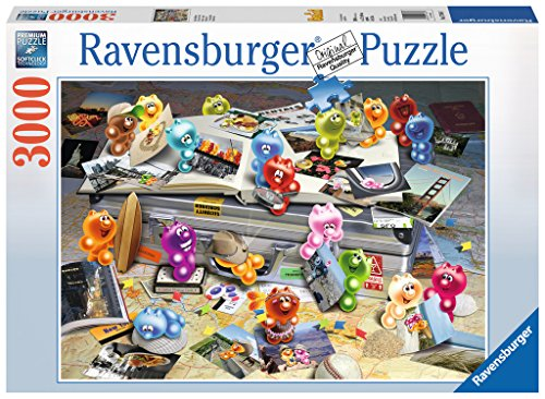 Ravensburger 17064 - Gelini auf Reisen