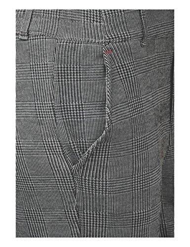 Street One Damen Hose 371018 Faith Grau (Neo Grey 21017)