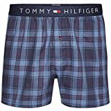 Tommy Hilfiger Herren Boxershorts Woven Boxer Check Blau (51) M