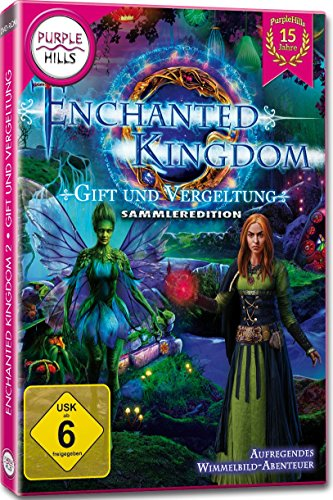 Enchanted Kingdom 2 Gift und Vergeltung Sammleredition [Windows 7/8/10]