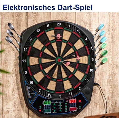 *Elektronisches Dart-Spiel (grün)*