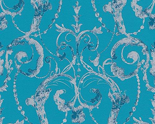 A.S. Création 956915 Rolltapete Vintage Damask VliesTapete AS Creation Kollektion Flock 4