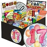 17. Geburtstagsgeschenk | 24er Allerlei | Geschenkbox | Geschenkidee 17 Jahrestag