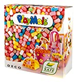 PlayMais 160008 - PlayMais World Deco Bastelset, ca. 1000 Teile