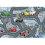 Disney Race Cars 2 Childrens play mat 80 x 120cm