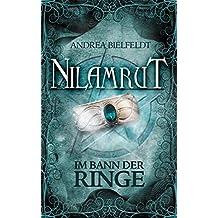 Nilamrut - Band 1 der Nilamrut - Saga (Fantasy | Mystery): Im Bann der Ringe