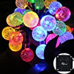 Annengjin�30 LED Solar Powered Fairy...