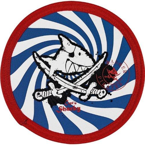 Neopren Frisbee Capt'n Sharky (Piraten Mini Eimer)