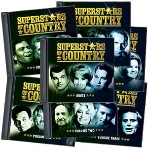 Time Life Superstars Of Country 12 Cd Set Bonus Cd