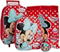 Disney Minnie Mouse Dotty Day Out Luggage Set