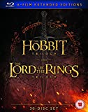 Middle Earth Six Film Collection Extended Edition (Blu-Ray) - Middle Earth Six Film Collection Extended Edition (Blu-Ray) (1 Blu-ray)