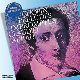 Chopin: 24 Pr�ludes, Op.28 - 2. in A minor