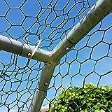 2m x 3m Walk In Hundehütte Pen Run Außen Übung Cage – CAGE 04 DE – Sonderangebot – SONDERPREIS !!! - 4