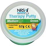 NRS Healthcare Knådningsmassa, medium motstånd, 57 g, grön