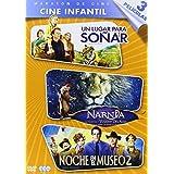 Pack: Un Lugar Para Soñar + Las Crónicas De Narnia 3 + Noche En El Museo 2