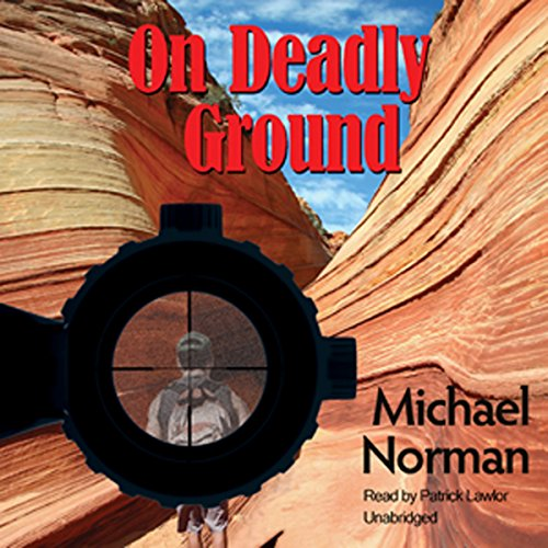 On Deadly Ground  Audiolibri