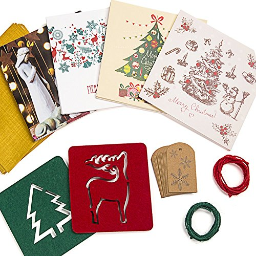 SALE! Caja Tarjetas Navidad - 20 Tarjetas 20 Sobres