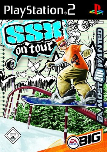 SSX On Tour [EA Most Wanted] (Ps2 Ea Sports)