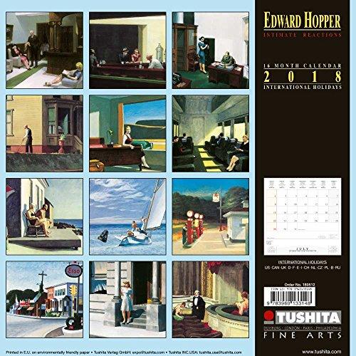Edward Hopper Intimate Reactions 2018 (Fine Arts)