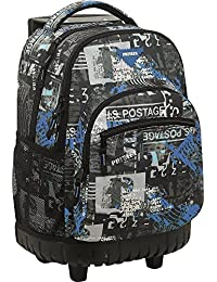Privata Post Mochila Tipo Casual, 44 cm, Multicolor