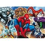 Clementoni - Puzzle Spiderman, 250 piezas (29588.3)