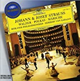 Johann & Josef STRAUSS : Valses, Polkas, Marches : Légendes de la Forêt viennoise, Sang viennois, Journaux du matin, Vif Argent etc