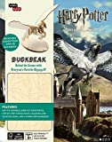 IncrediBuilds: Harry Potter: Buckbeak Deluxe Book and Model Set by Jody Revenson (2016-10-18)