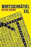 WORTSUCHRÄTSEL: Kniffliges Buchstabenpuzzle   110 Seiten in Reisegröße ca. DIN A5   Rätselbuch mit Anleitung & Lösungen - Wortsuchspiel Verlag