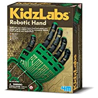 Great Gizmos Kids Labs Robotic Hand