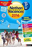 Nathan Vacances Collège - De la 5e vers la 4e