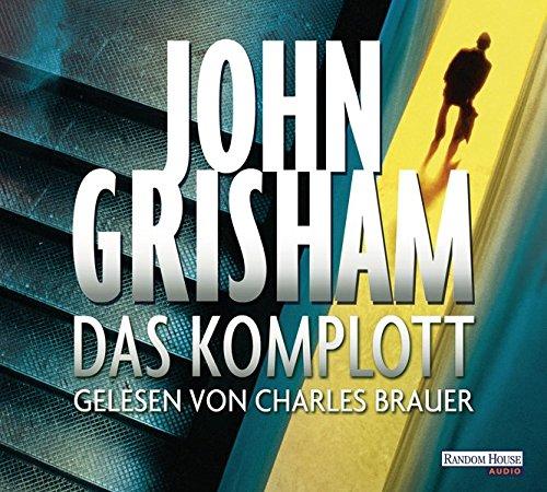 Buchseite und Rezensionen zu 'Das Komplott' von John Grisham