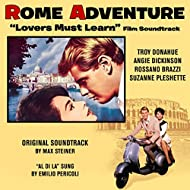Rome Adventure : Lovers Must Learn Film Soundtrack