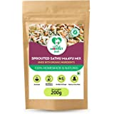 Little Moppet Foods Sprouted Sathumaavu Mix - 200 gm