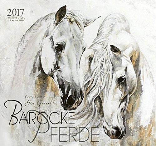 Barocke Pferde 2017: Gemalt von Elise Genest -