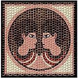 Cocido-2206 Horoscope-Mosaico-Gemini-20 x 20 cm