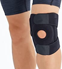 Tima Knee Cap with Knee Support Stabilizer for Knee Pain, Gym for Men and Women