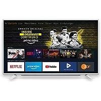 Grundig Vision 6 - Fire TV (32 GFW 6060) 80 cm (32 Zoll) Fernseher (Full HD, Alexa-Sprachsteuerung, Magic Fidelity) weiß…