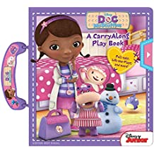 Disney Doc McStuffins: A Carryalong Play Book (Carryalong Book)