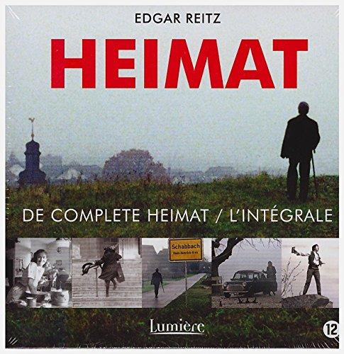 Die Heimat - Gesamtedition + Die andere Heimat (23 DVD)
