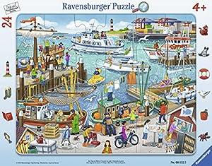 Ravensburger 00.006.152 24pieza(s) Puzzle - Rompecabezas (Rompecabezas para Suelo, Niños, 4 año(s), 325 mm, 245 mm, 370 mm)