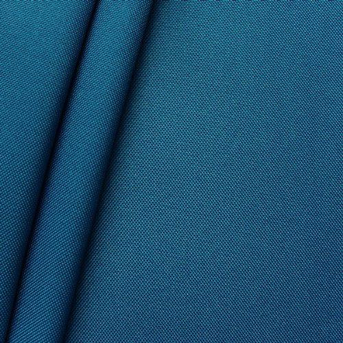 STOFFKONTOR Oxford Polyester Gewebe 600D Stoff Meterware Royal Blau