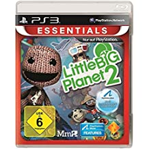 Little Big Planet 2 Essentials PS3 [Importación Inglesa]