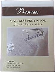 Princess Terry Water Proof Mattress Protector