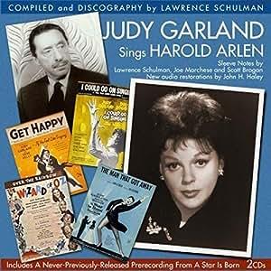 Sings Harold Arlen