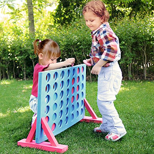 Unibos Connect 4 In A Row Garden Outdoor Game Kids Adults Family Xmas Fun GIFT Brand New