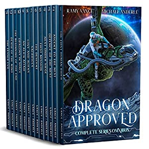 Dragon Approved Complete Series Boxed Set (Books 1 - 13): A Middang3ard Series (English Edition)